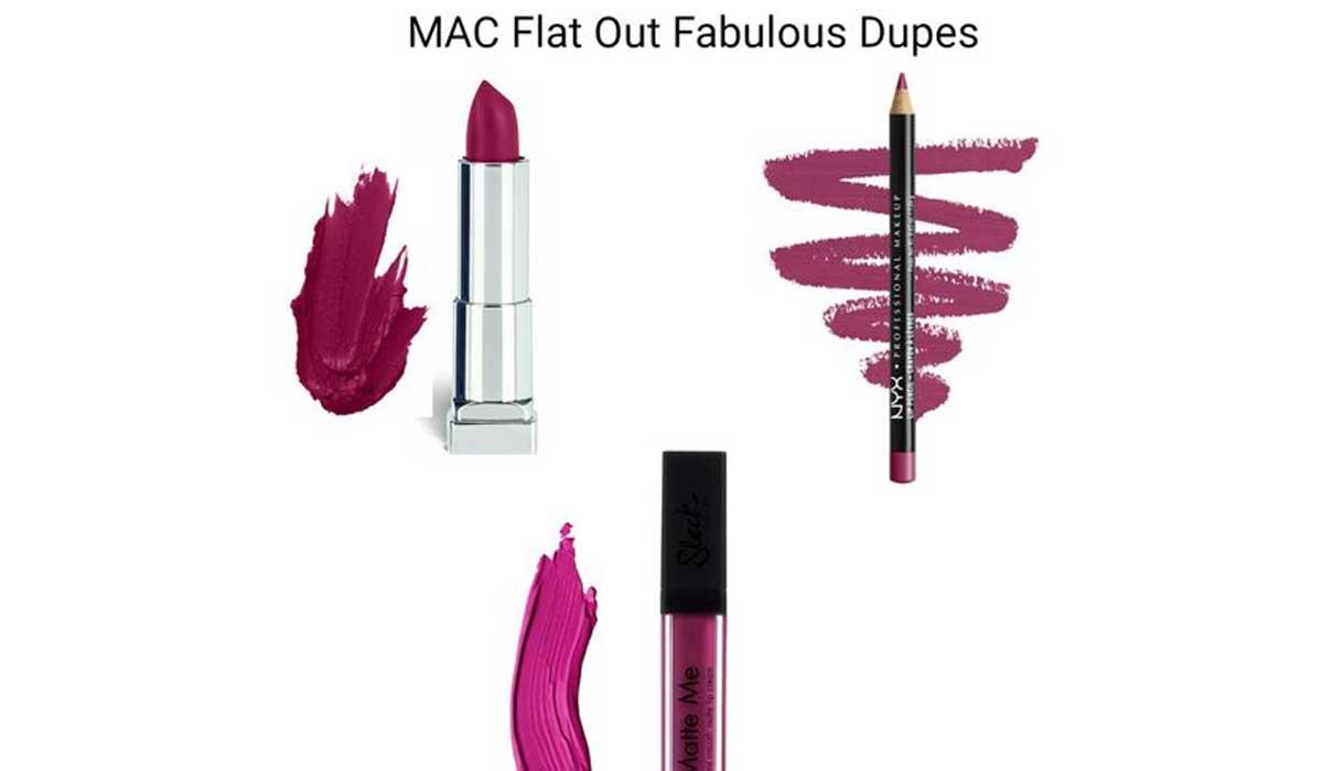 MAC Flat Out Fabulous