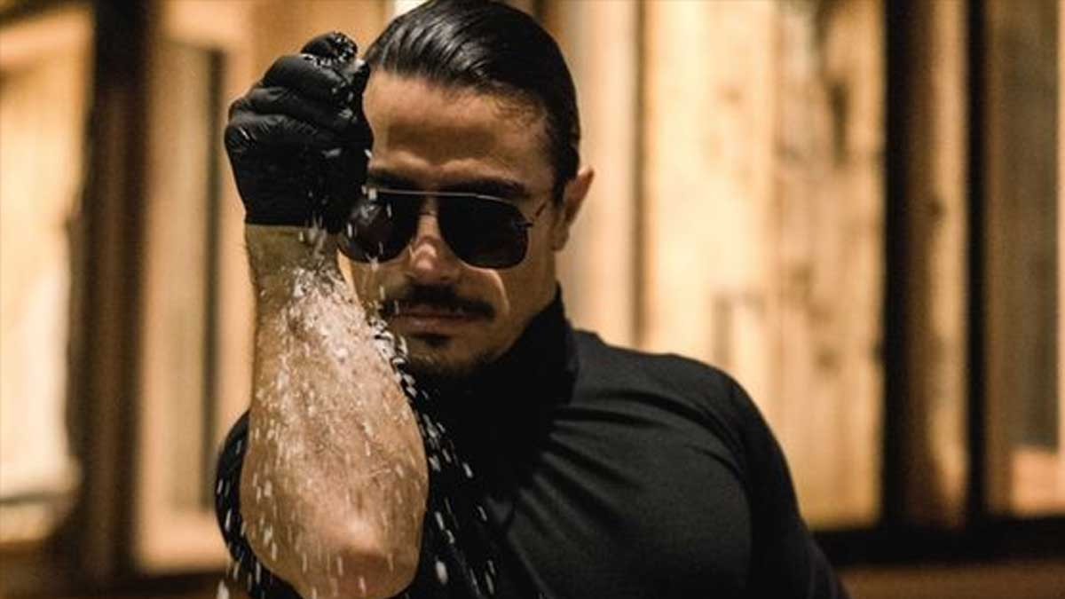 Salt Bae Net Worth 2020