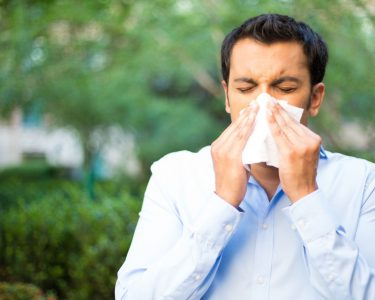 Reduce Mold Allergies