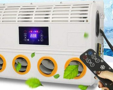Truck DC Air Conditioner