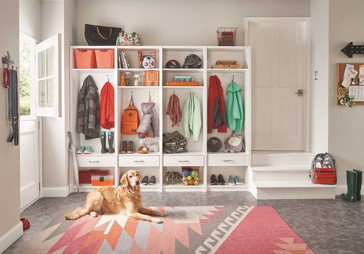 Organize the home