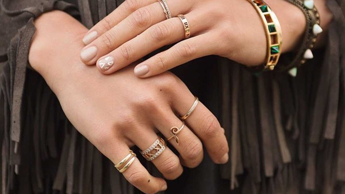 Stack your rings