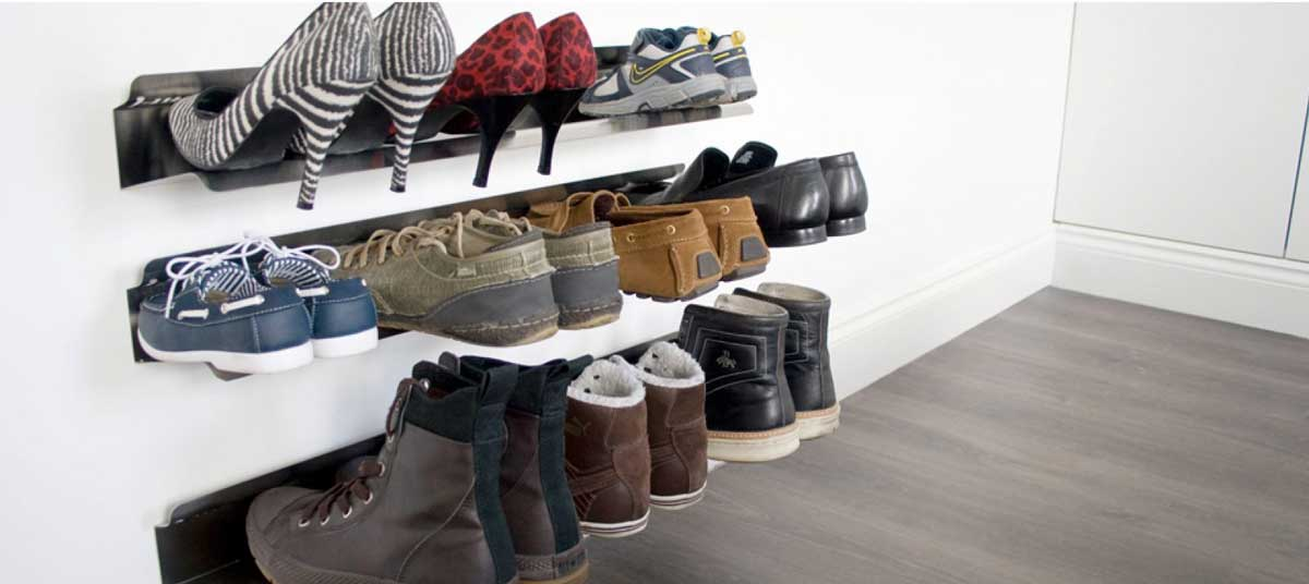 Store Shoes without Ruining Them