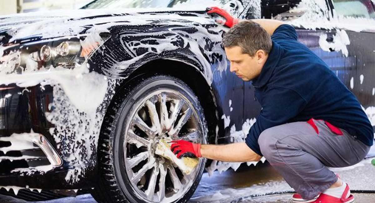 standard car wash