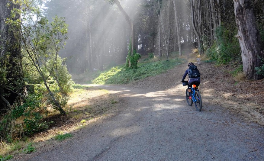 Bikepacking Routes San Francisco
