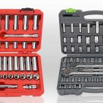 various socket wrenches