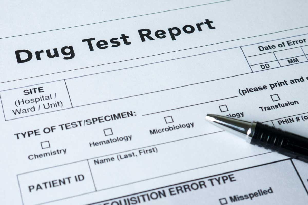 Drug-Tests