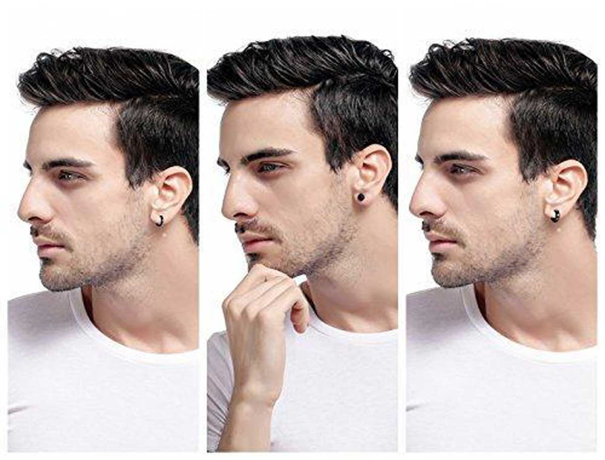 Different Types of Male Earrings