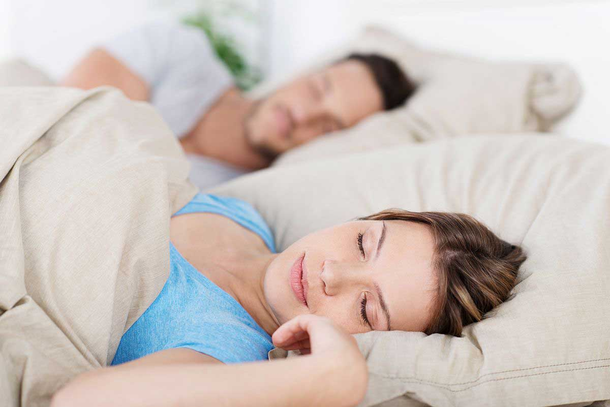 Follow a sleep schedule