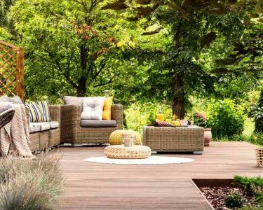 Improving Your Backyard