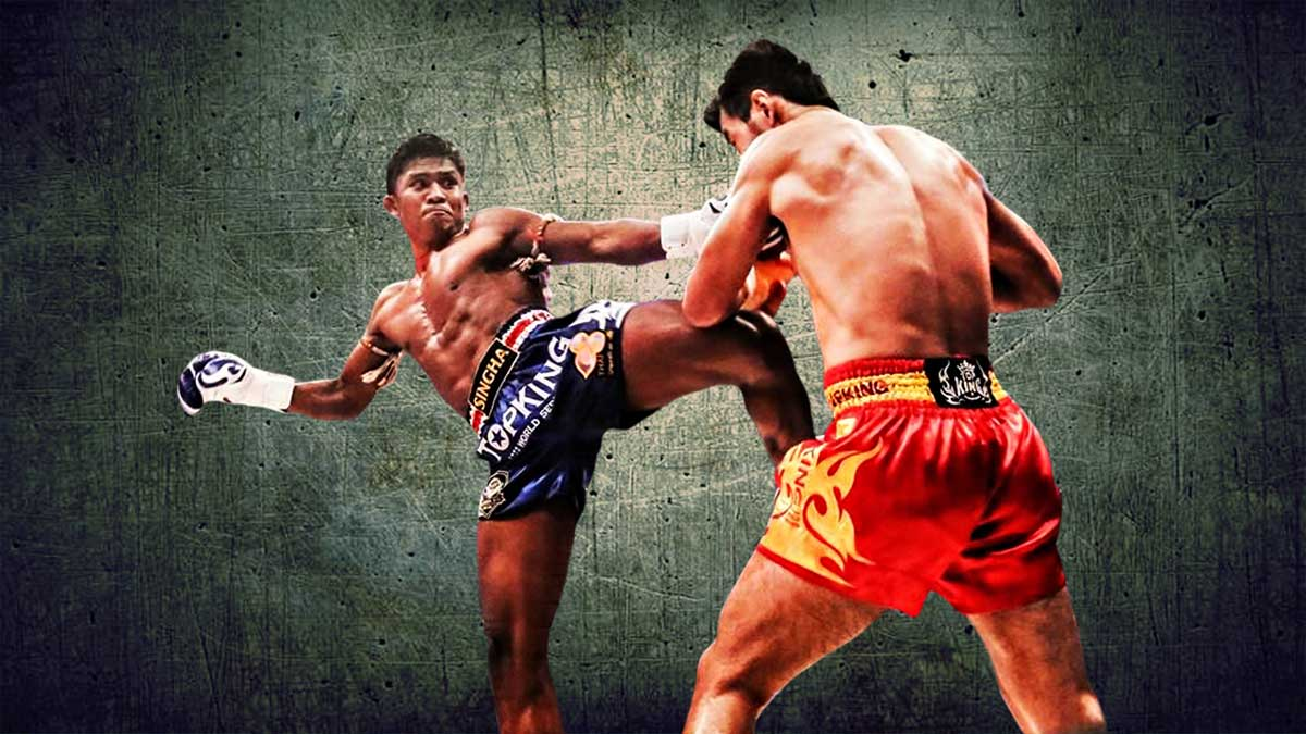 New Healthy Lifestyle with Muay Thai Training at Phuket in Thailand