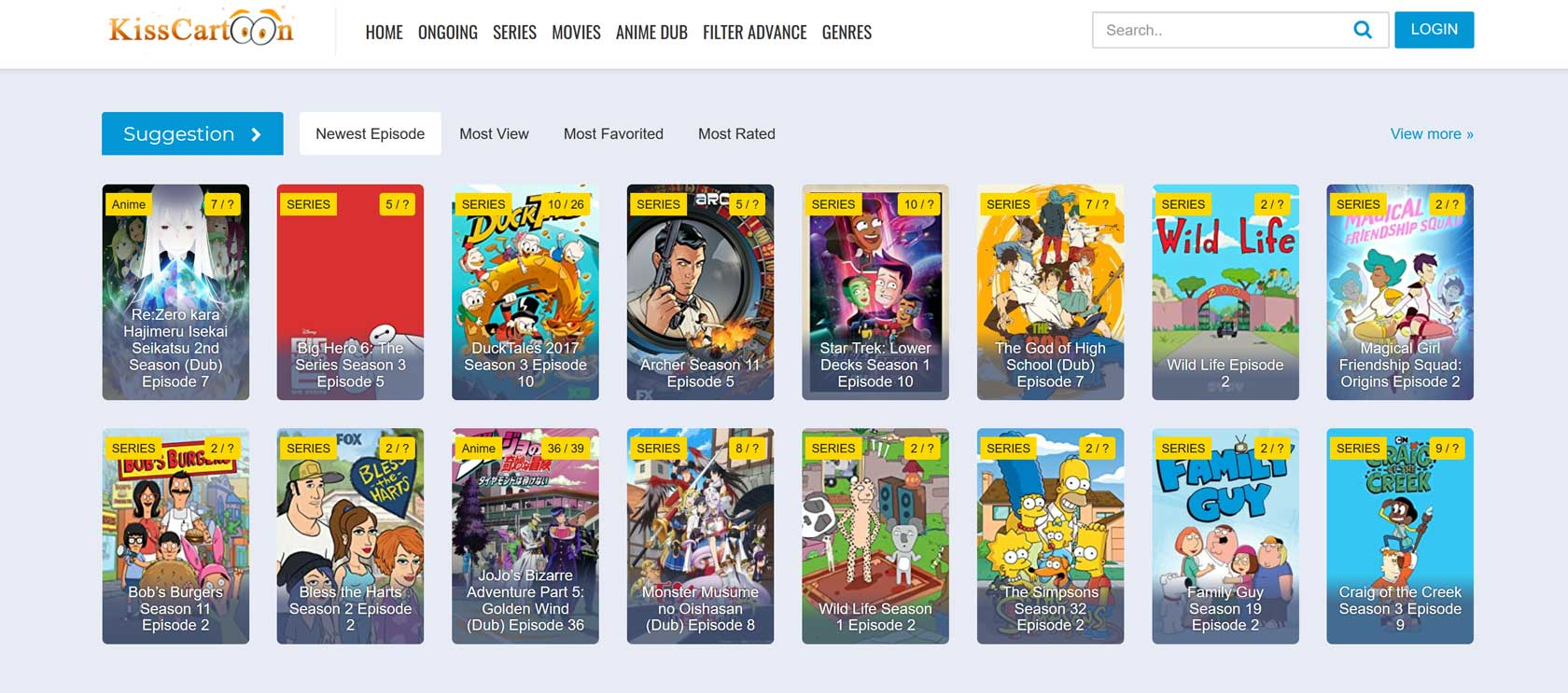 Is Kisscartoon Safe And Legal For Watching Cartoons Online