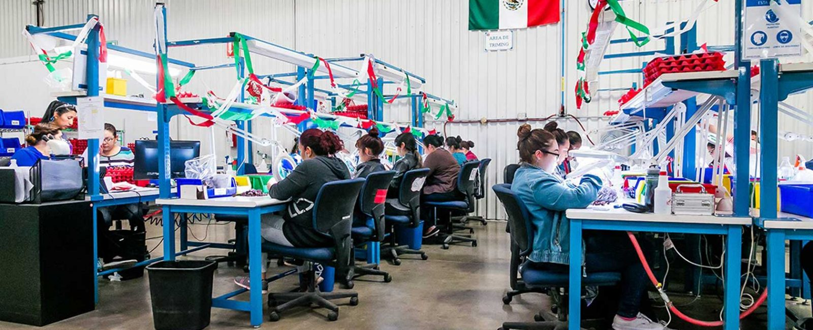 Why choose a company manufacturing in Mexico?