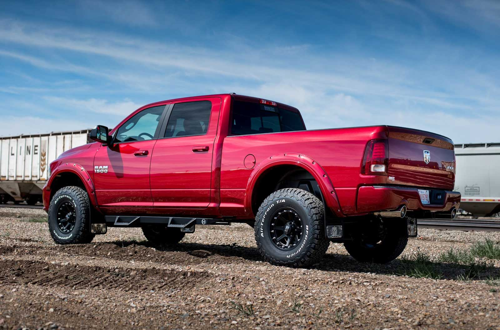 Give Your Diesel Truck A Bullet Proof Upgrade