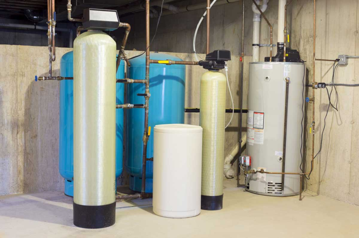 All You Should Know About Water Softeners