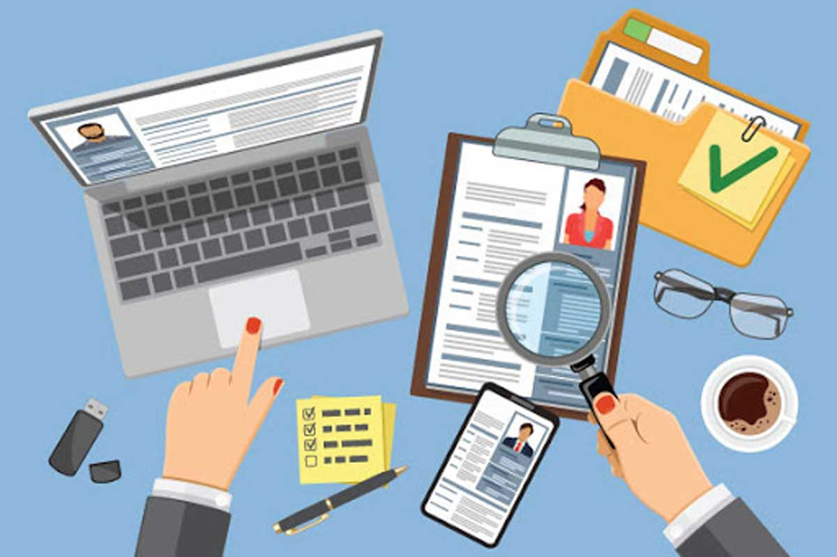 An Employment Background Check