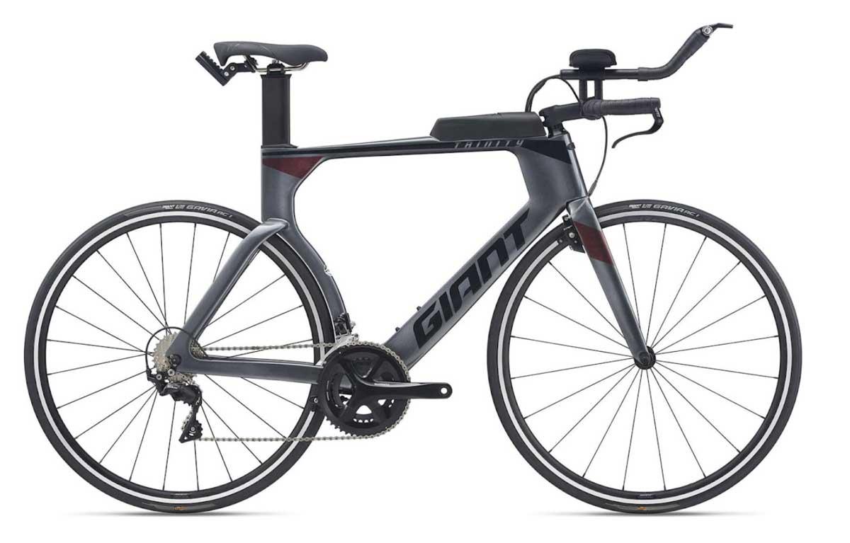 Giant Trinity Advanced Triathlon Bike