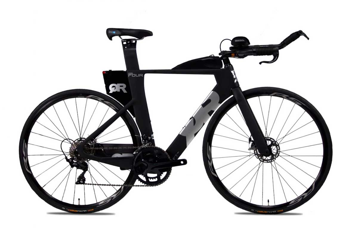 Quintana Roo PRfour Triathlon Bike
