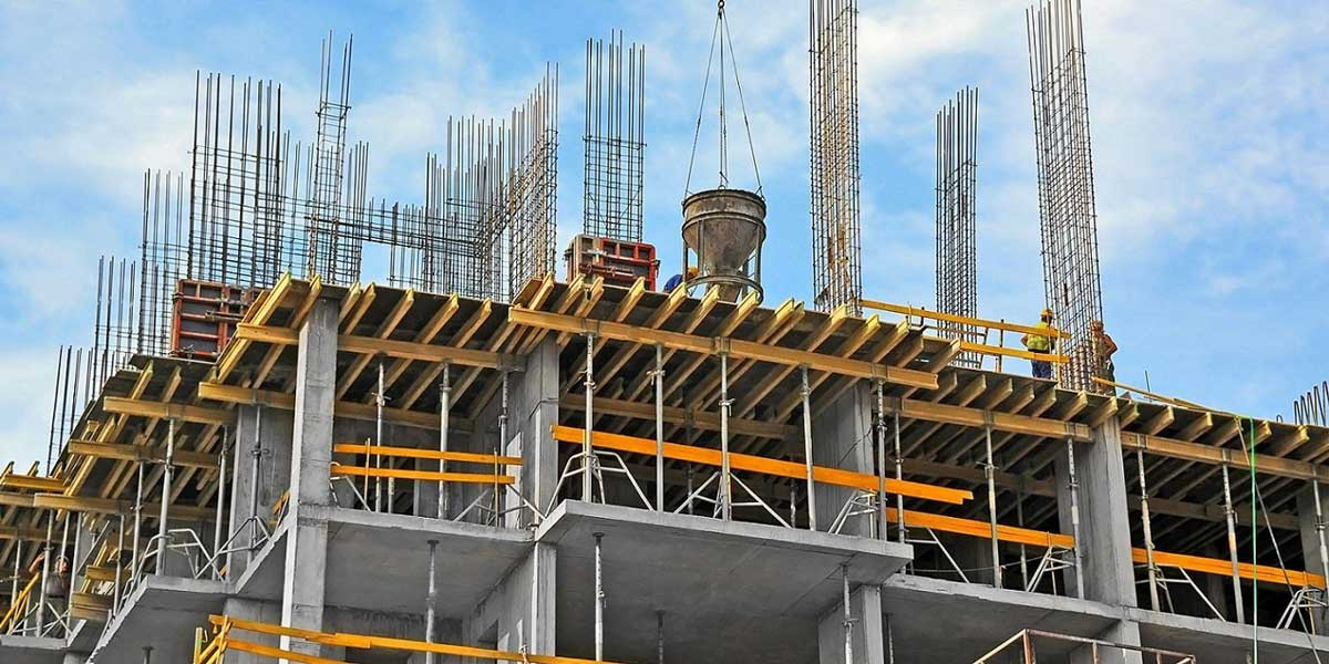 The Use Of Formwork In Construction