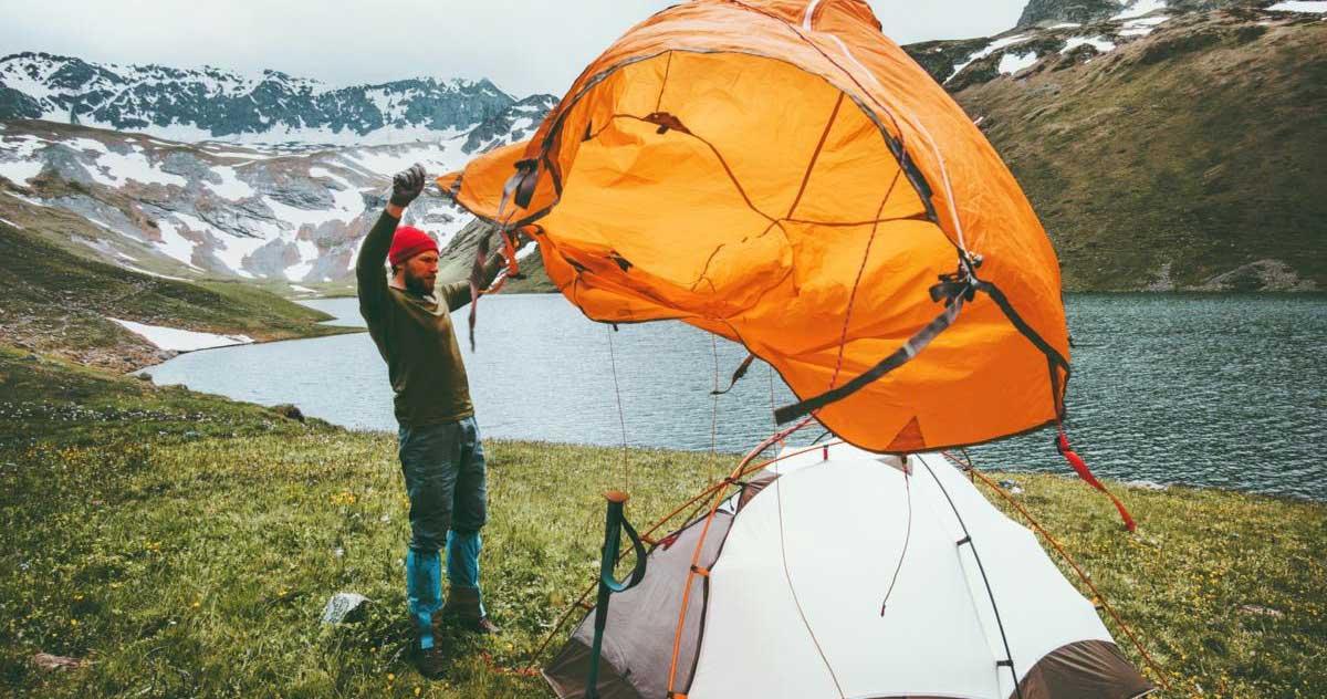 Hiking and Camping