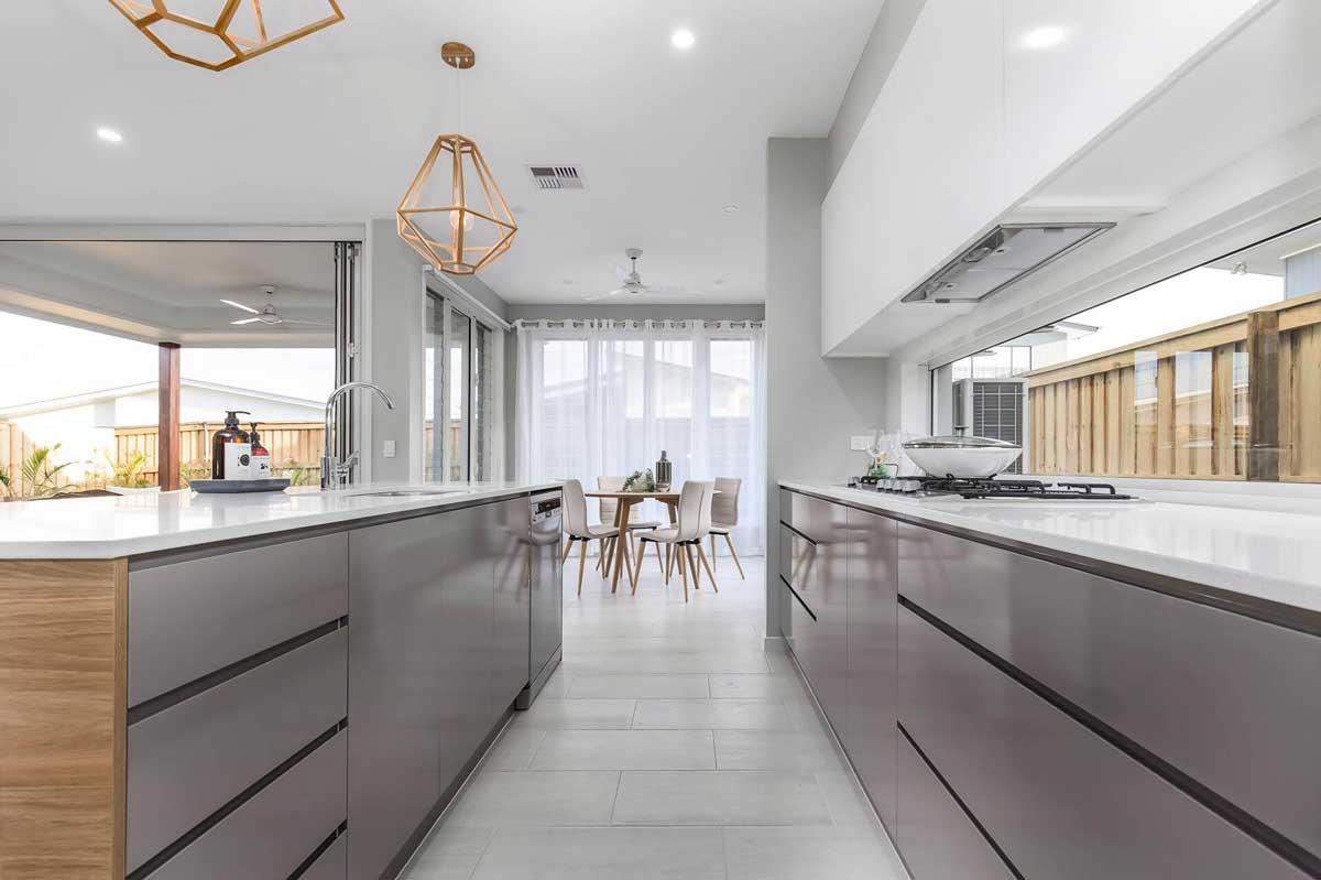 New Kitchens sunshine