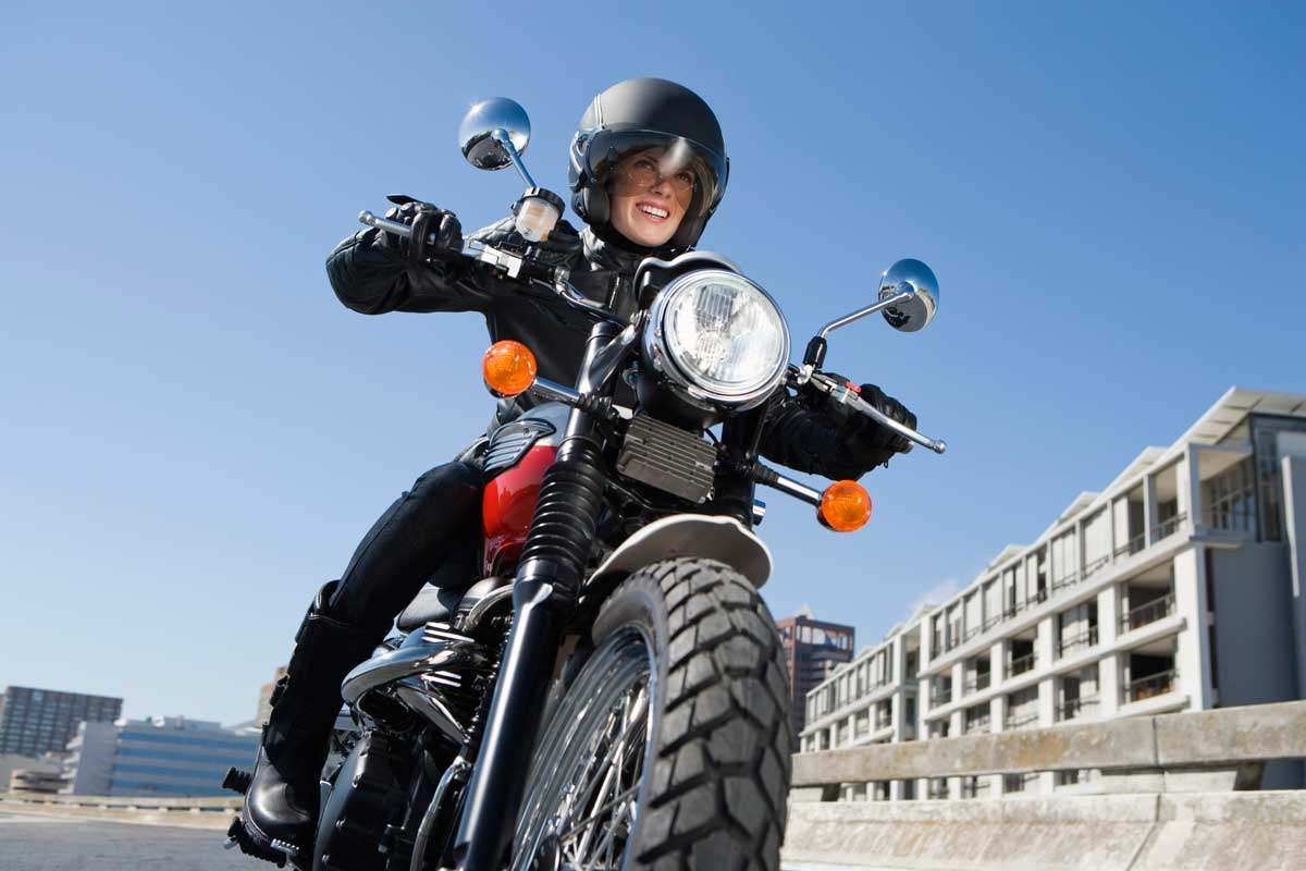 Start With the Right Motorcycle