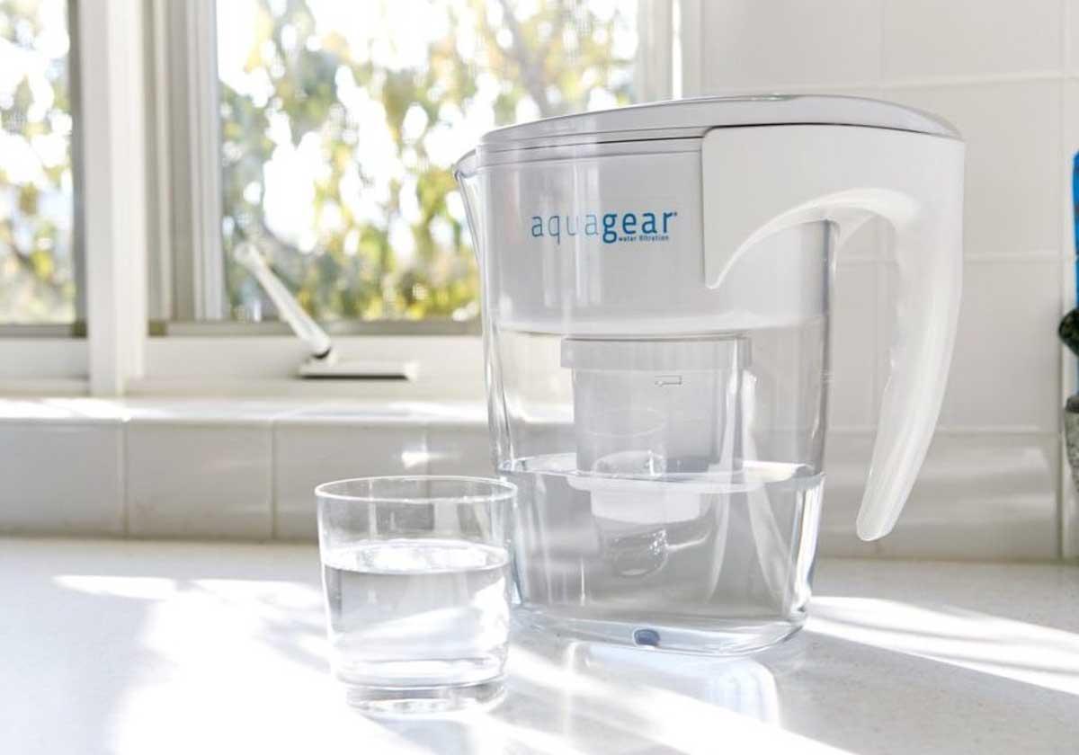Aquagear – Best Water Filter Pitcher
