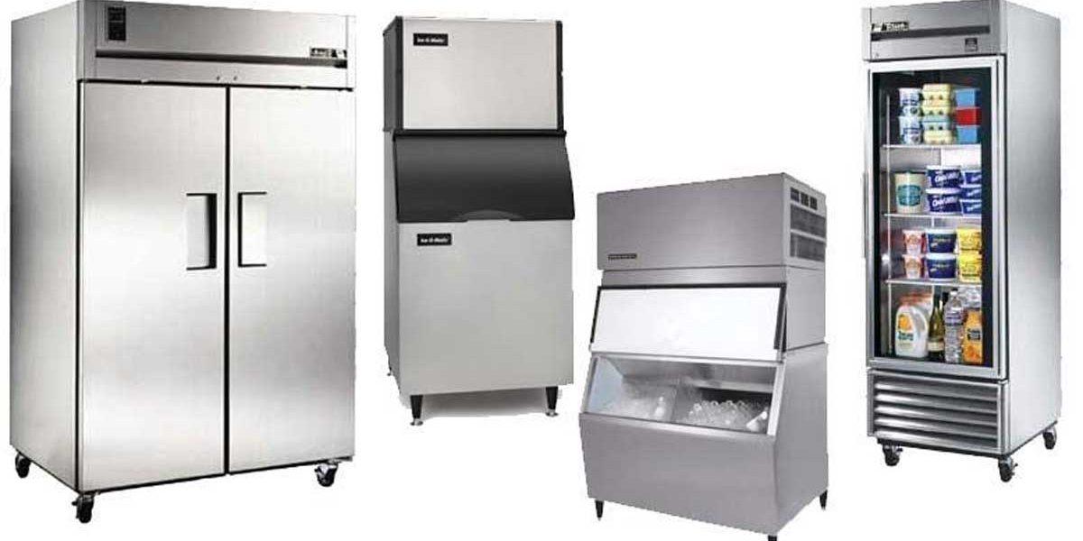 Commercial-Freezer
