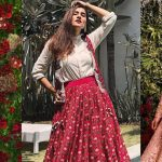 How to dress up in Indo western style with your lehenga
