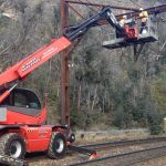 Manitou Hire services