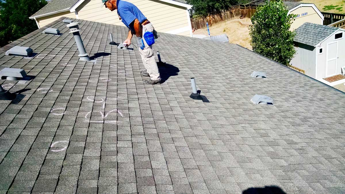 Start with reviewing your roof damage insurance policy