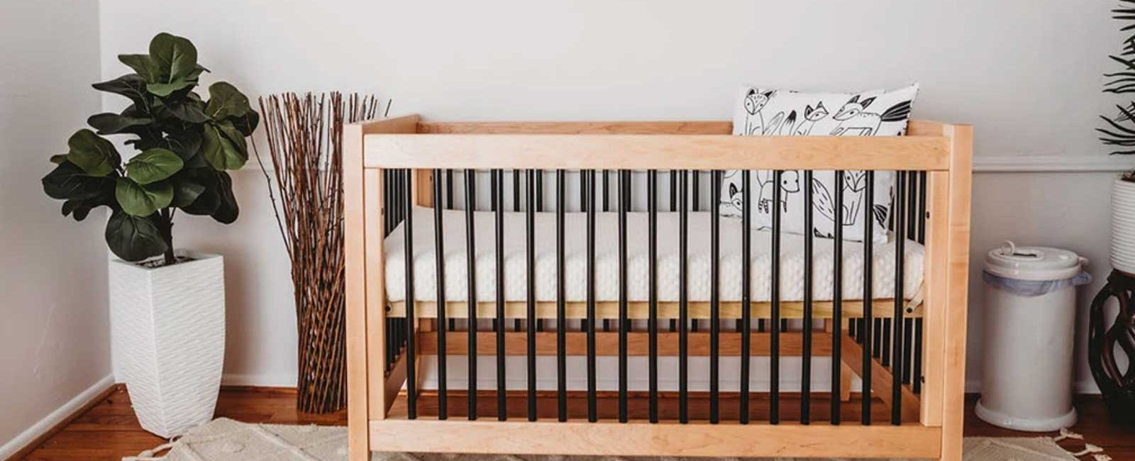 the right crib size