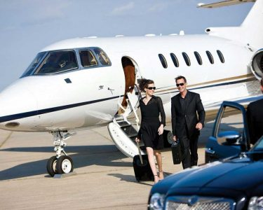 Renting Private Jets