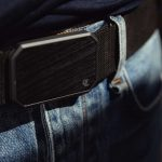 belt with magnetic buckle