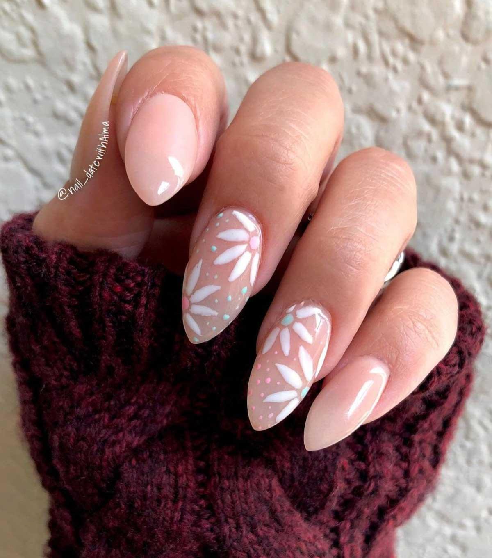 Beige Pink with a twist
