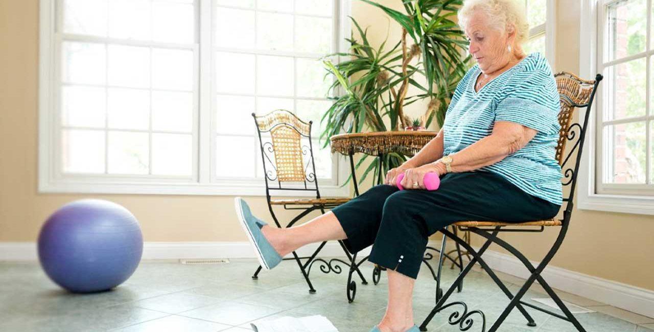 Chair Exercises For Seniors
