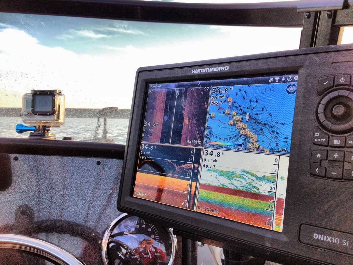 Use Fish Finder
