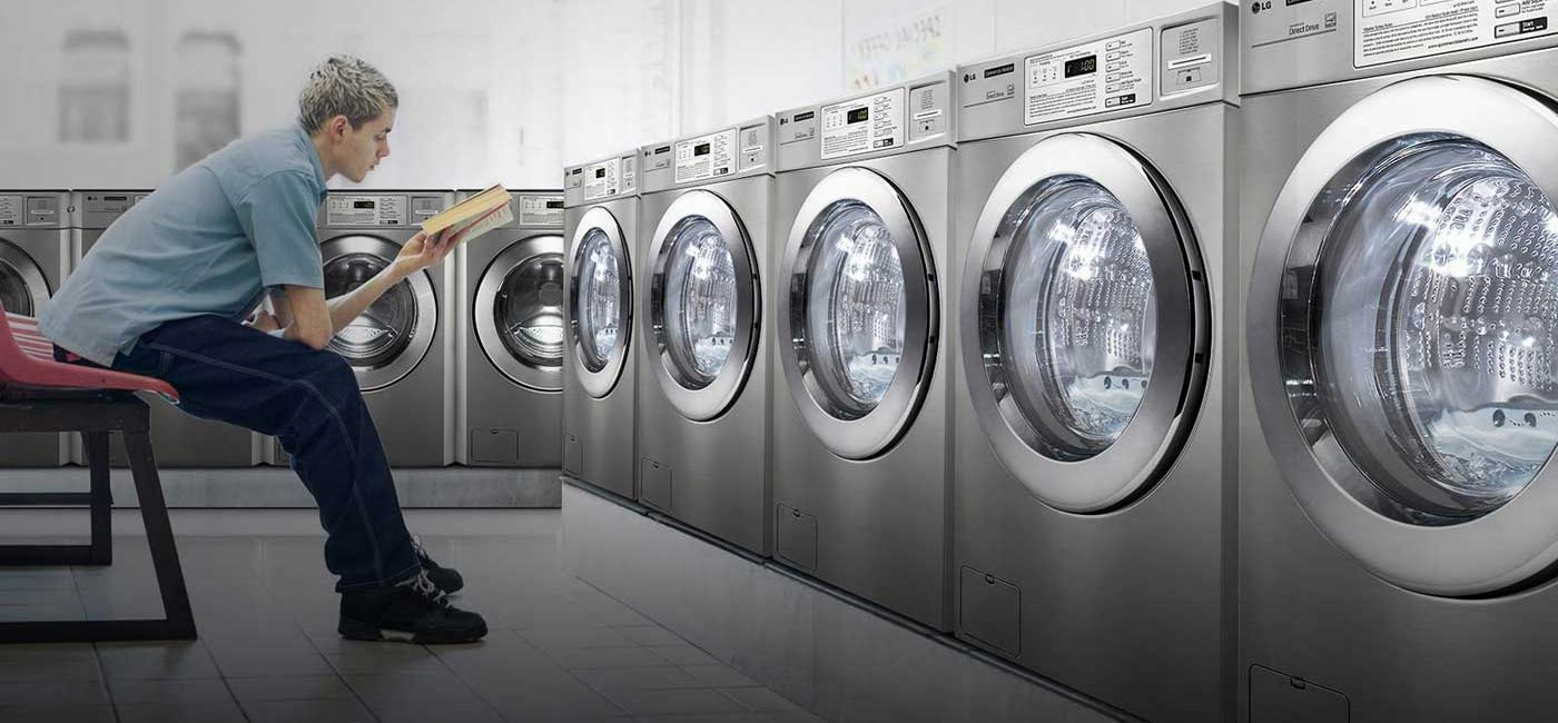 Manage Commercial Laundry Business