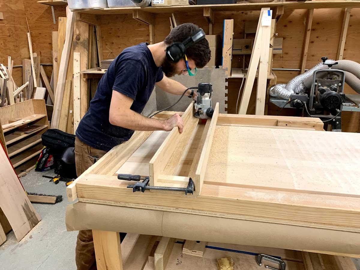 Running a Woodworking Shop