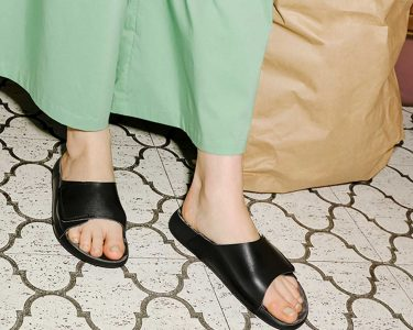 Fashion Styles That Go Well With Slide Shoes