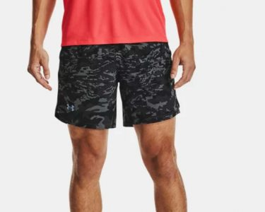 The Men's Project Rock Iso-Chill Shorts