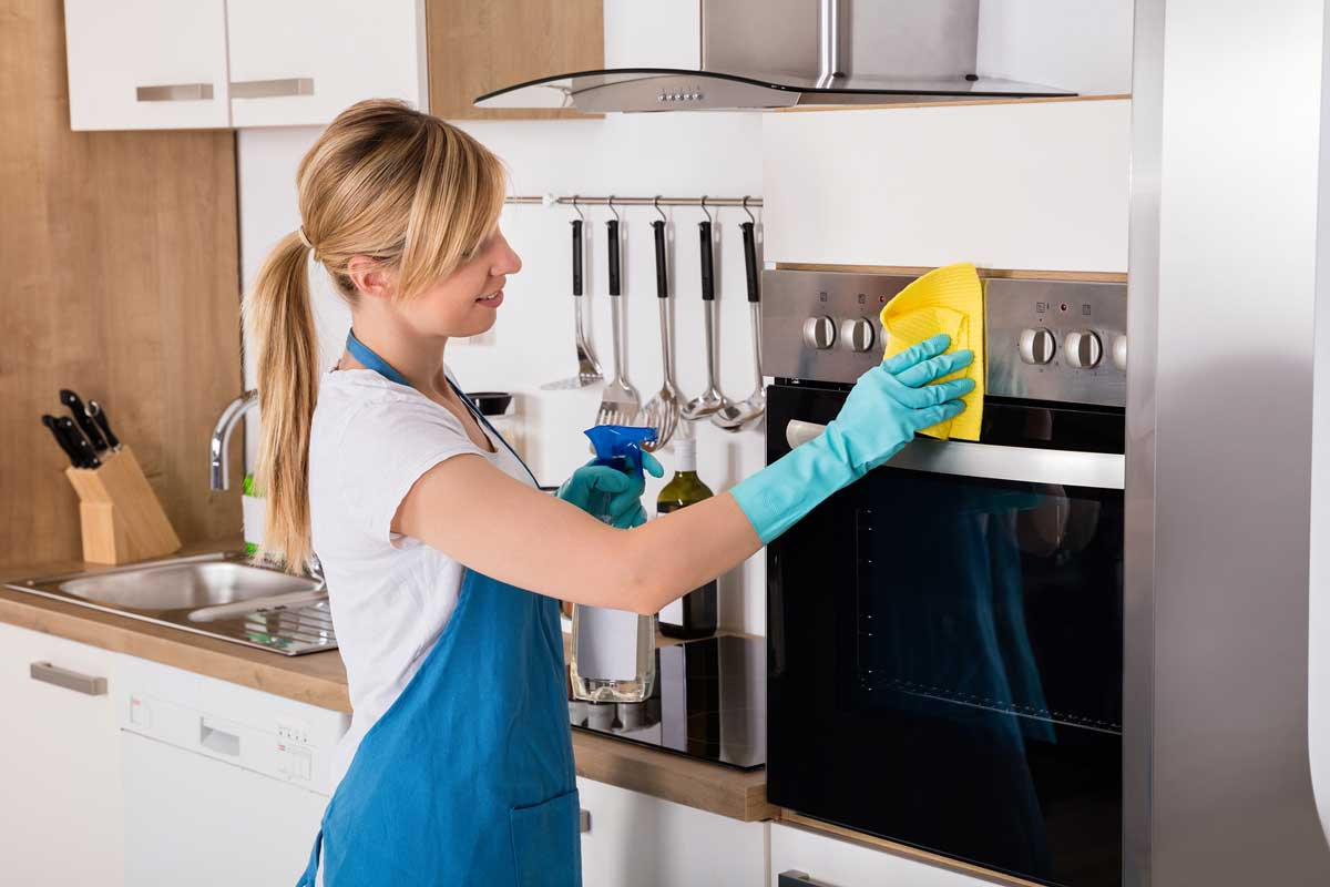 Appliances Cleaning 101