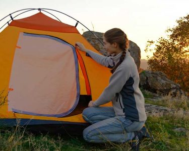 Purchasing Your First Tent